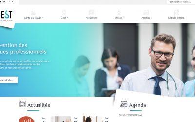 Services de santé au travail dans le Grand Est : lancement du site internet GEST